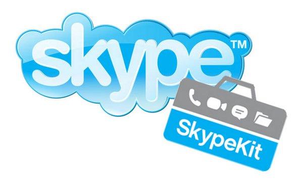 SkypeKit, integra Skype en cualquier dispositivo con conexión o aplicación de escritorio