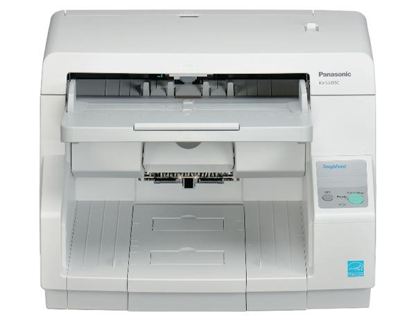 Panasonic KV-S5055C, escáner de alta velocidad para grandes cargas de trabajo