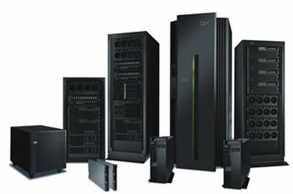 IBM Power7, IBM actualiza los servidores para empresas con cinco nuevos modelos