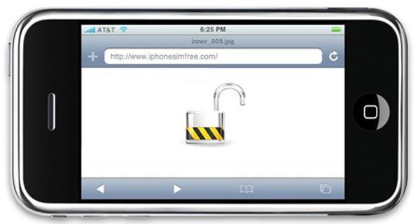iPhone liberado, Apple intenta patentar un sistema para evitar los iPhones liberados
