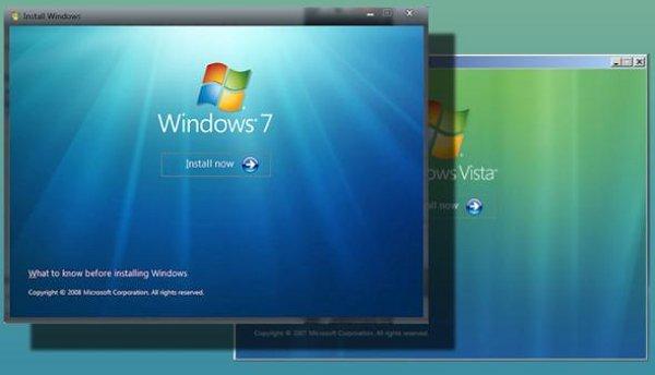 Windows 7, Windows 7 supera a Windows Vista y amenaza el imperio de Windows XP