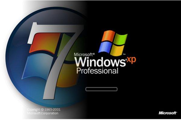 Windows XP, más de tres cuartas partes de los ordenadores de empresa lo siguen utilizando