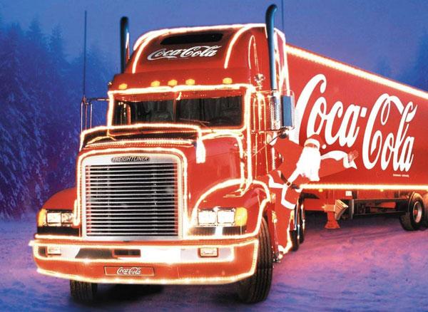 Camion-Coca-Cola