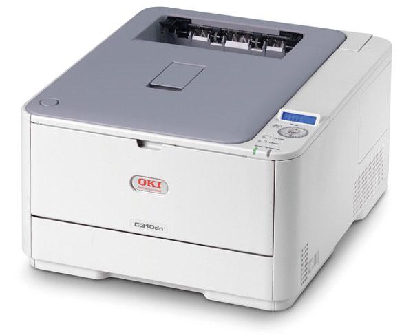 OKI C330dn y OKI C310dn, impresoras láser en color para Pymes ...