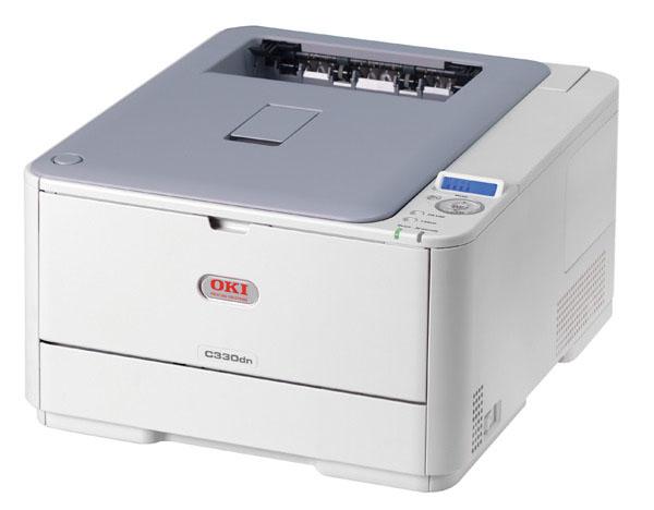 OKI C330dn y OKI C310dn, impresoras láser en color para Pymes compactas y asequibles