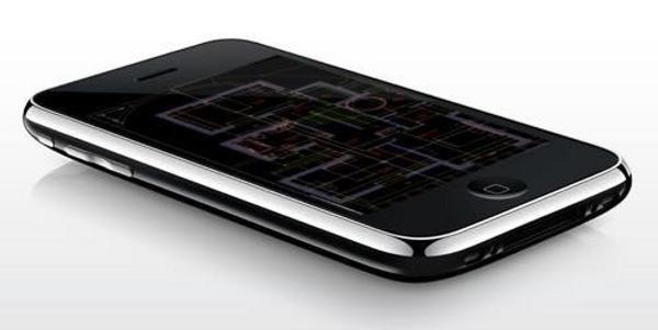 Autocad WS Mobile, versión de Autocad 2011 para iPhone, iPad e iPod Touch