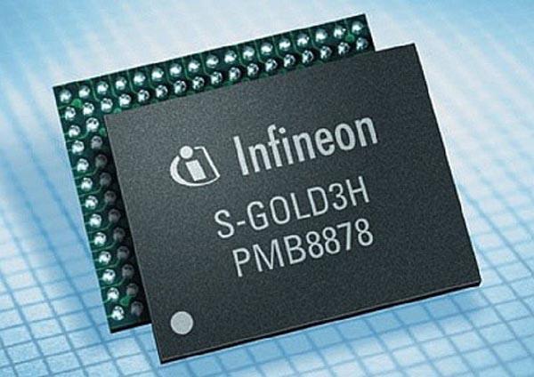 Intel compra una división de Infineon de chips para móviles y otros dispositivos inalámbricos