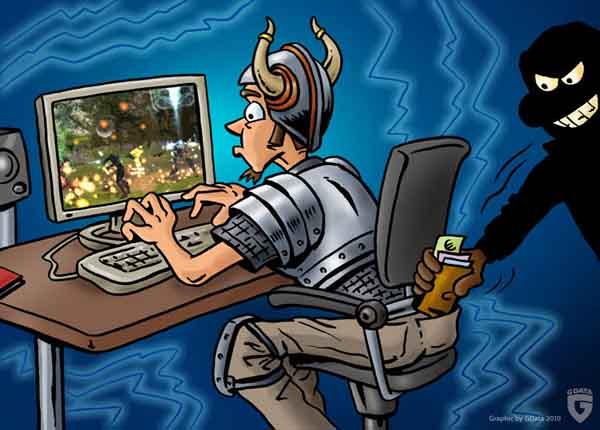 Juegos online, los robos de cuentas de los usuarios son un negocio para los cibercriminales