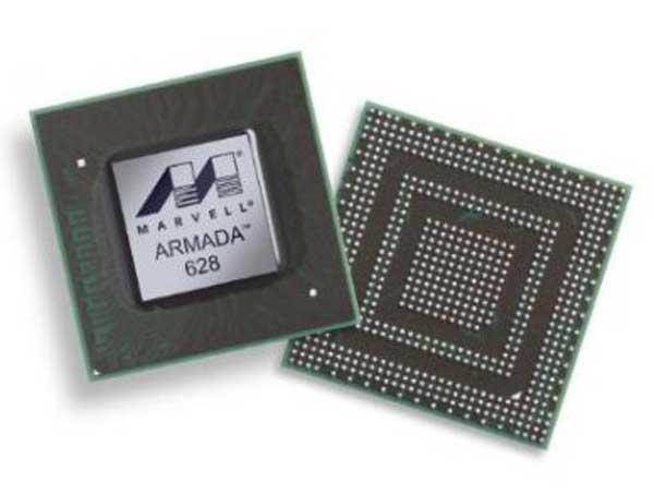 Marvell Armada 628, procesador de tres núcleos para móviles y tablets