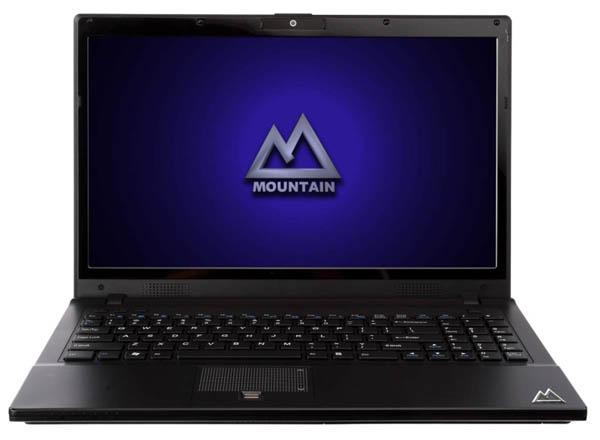 Mountain Performance 17, estación de trabajo portátil para profesionales del diseño gráfico