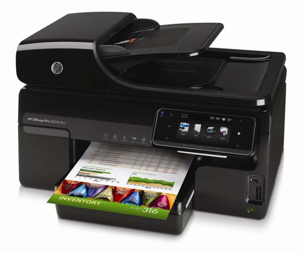 HP Officejet Pro 8500A Plus e-All-in-One, impresora de tinta con