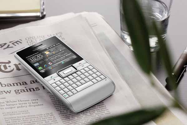 Sony Ericsson Office Phone, móvil con Office Mobile 2010 orientado a empresas y autónomos