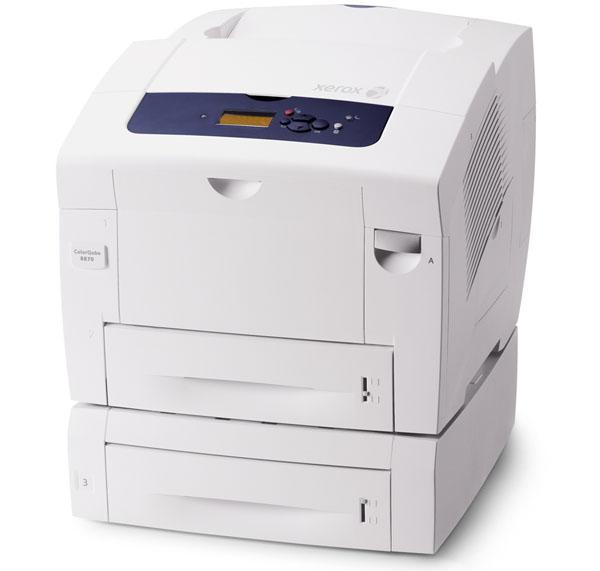 Xerox ColorQube 8570 y Xerox ColorQube 8870, impresoras de tinta muy rápidas para Pymes