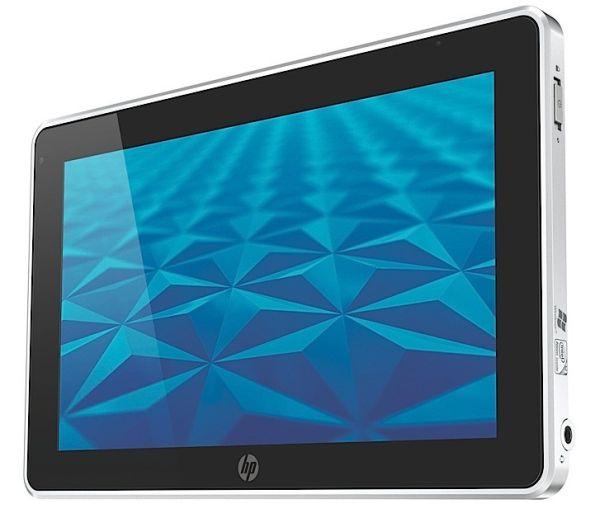 HP Slate 500, el tablet de Hewlett-Packard al fin es oficial