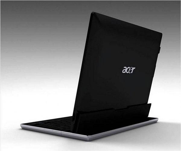 Tablet, Acer prepara su tablet de 10,1″ gobernado por tecnología AMD y Windows 7