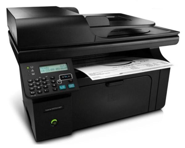 HP LaserJet Pro M1536dnf MFP, impresora láser para Pymes con funciones de copia, escaneo y fax