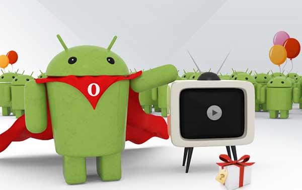 Opera Mobile 10.1, el navegador de Opera móvil para Android ya está disponible