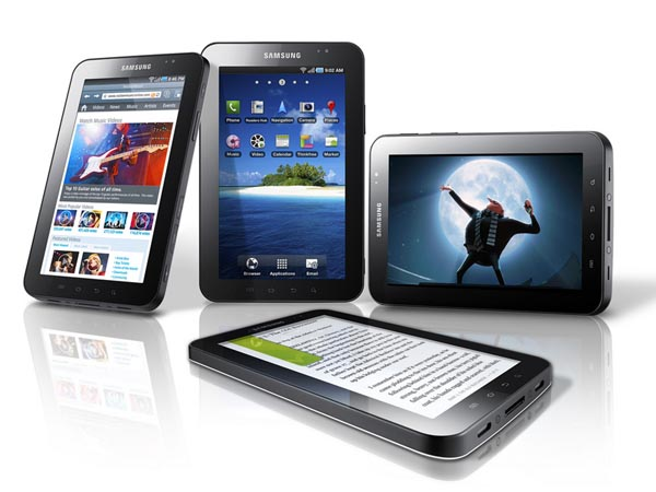 Samsung Galaxy Tab y Polycom, videoconferencias para el Samsung Galaxy Tab