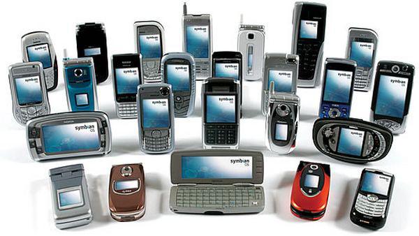 Móviles, el mercado de móviles crece un 14,5% en el tercer trimestre de 2010