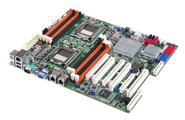 ASUS KCMA-D8 y ASUS KCMR-D12, placas base de ASUS con tecnología AMD para servidores