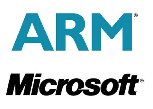 ARM-y-Microsoft