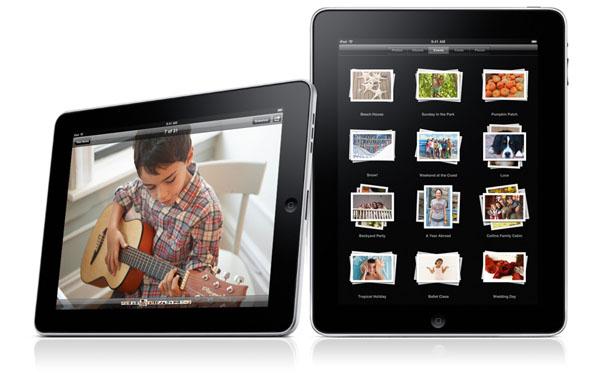 iPad 2, el nuevo iPad 2 se retrasará hasta abril