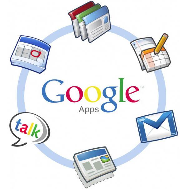 Google, la empresa mantuvo a Google Apps online un 99,9% de tiempo durante 2010