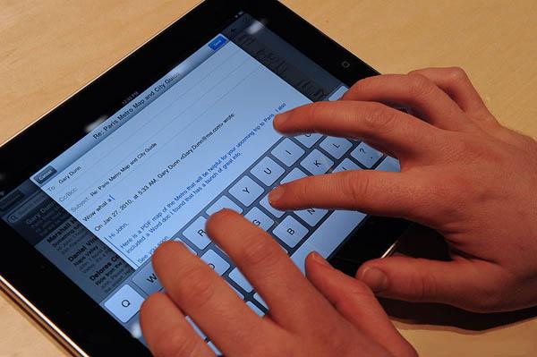 iPad, el uso del iPad en las empresas asciende al 82% de los tablets comprados