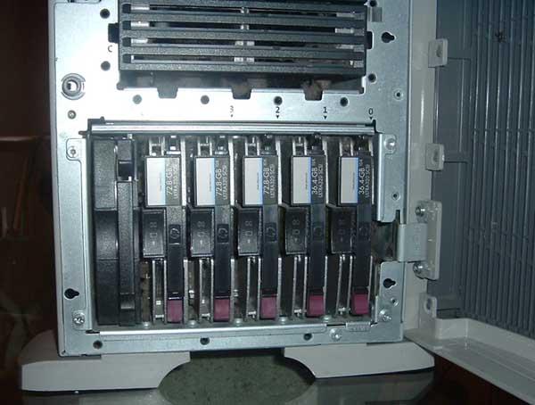 Servidores, HP desbanca a IBM como el vendedor de servidores que más beneficios obtiene