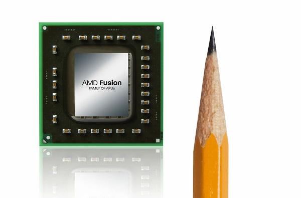 AMD Fusion G-Series, chips de AMD compatibles con DirectX 11 y de bajo consumo