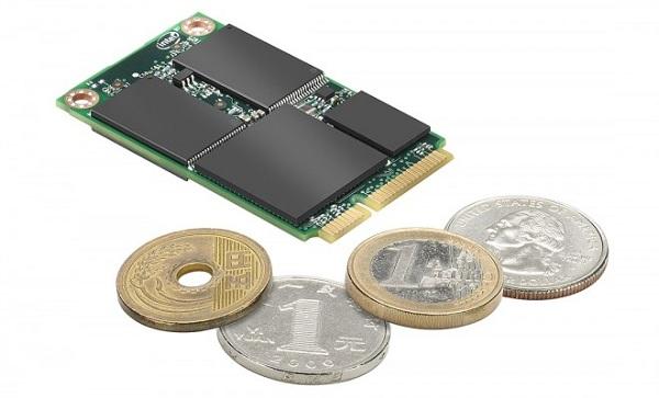 Intel SSD serie 130, tarjetas SSD de Intel muy pequeñas con un  máximo de 80 GB de memoria
