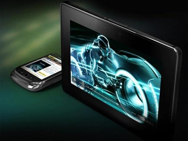 BlackBerry 4G PlayBook, todo sobre el BlackBerry 4G PlayBook con fotos, videos y opiniones
