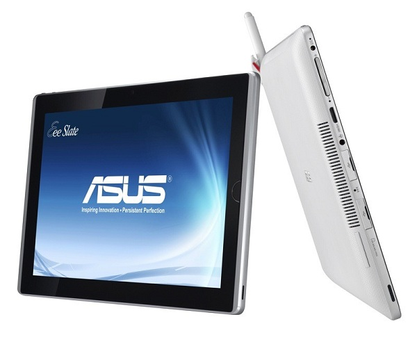 Asus Eee Slate EP121, tablet profesional de 12,1″ con Windows 7 y un procesador Intel Core i5