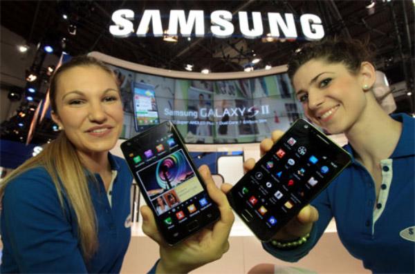Samsung Galaxy S II y Samsung Galaxy Tab 2, nuevas soluciones profesionales