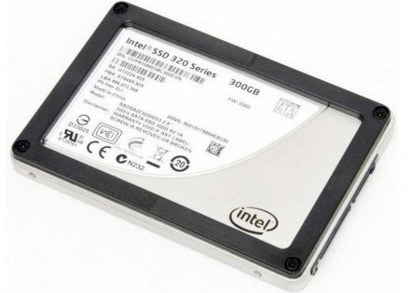 Intel SSD 320 Series, tarjetas SSD de Intel de hasta 600 GB de capacidad