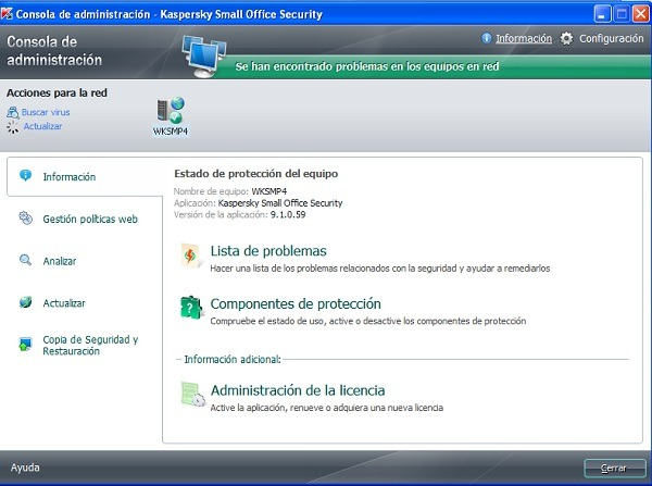 Kaspersky Small Office Security v2, seguridad para las microempresas