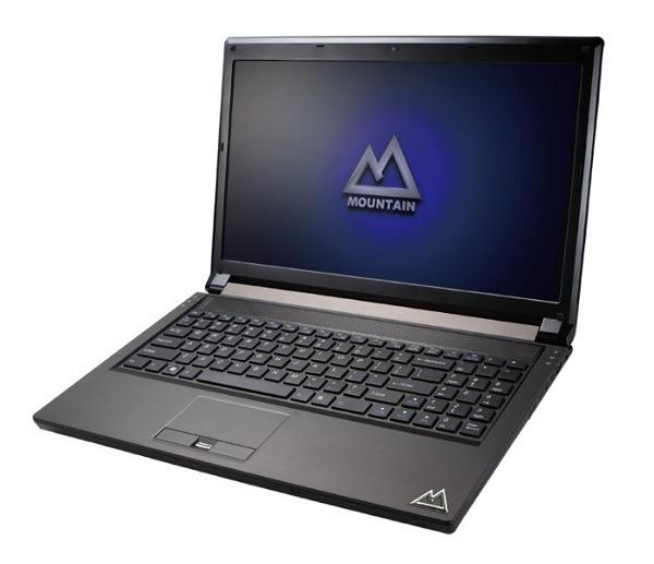 Mountain Studio3D 15, portátil de gran potencia gráfica para los profesionales móviles