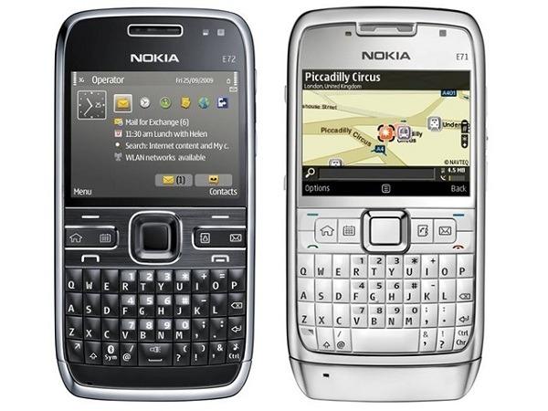 Nokia E6-00, móvil profesional con teclado QWERTY y pantalla táctil