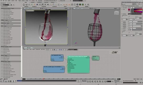 Autodesk Softimage 2012, suite para la creación de personajes en 3D y la aplicación de efectos