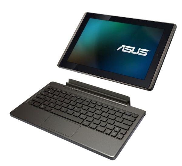 ASUS Eee Pad Transformer, tablet Android de 10,1″ con soporte en forma de teclado