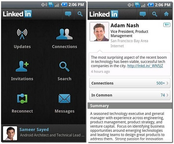 linkedin-android