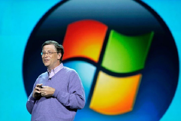 Microsoft, la empresa aumenta un 13% sus ingresos en el último trimestre