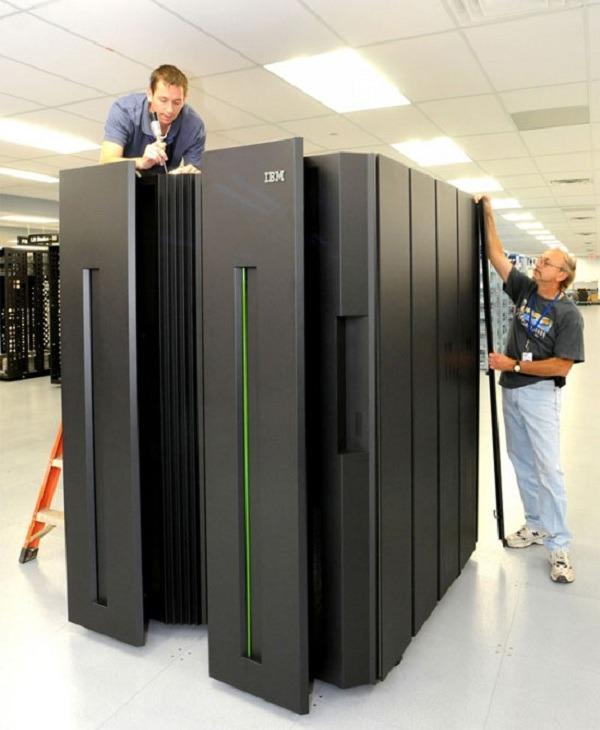 IBM, la división de hardware de IBM consigue los mejores resultados de los últimos años