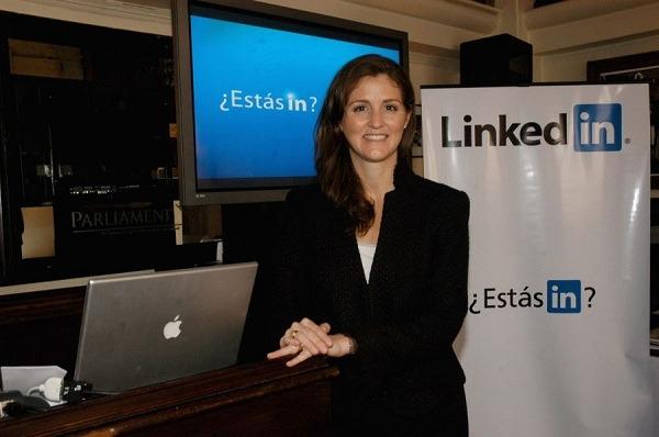 LinkedIn, la red social profesional consiguió duplicar su valor bursátil en su primer día en Bolsa
