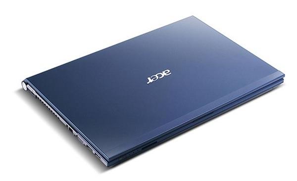 Acer Aspire TimelineX, portátil de Acer potente y con buena autonomía para profesionales móviles