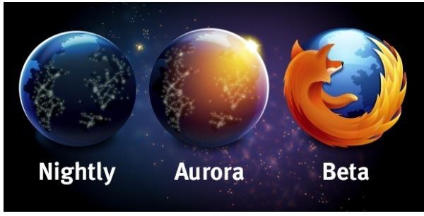 Firefox Aurora, Mozilla lanza la nueva versión Aurora con varias de las novedades de Firefox 6