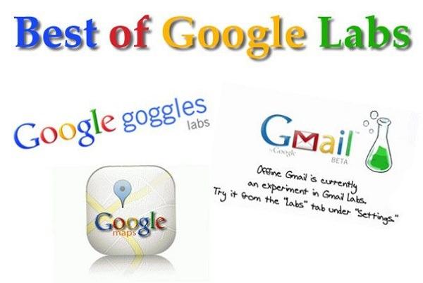 Google Labs, Google decide cerrar su laboratorio experimental para productos como Gmail