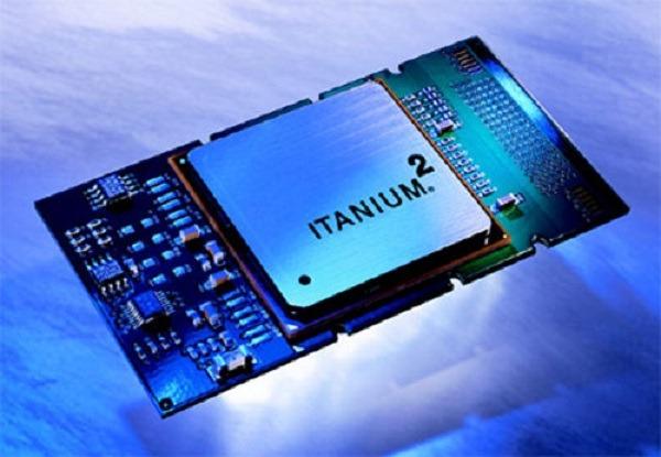 Intel lanzará nuevos procesadores Itanium en 2012