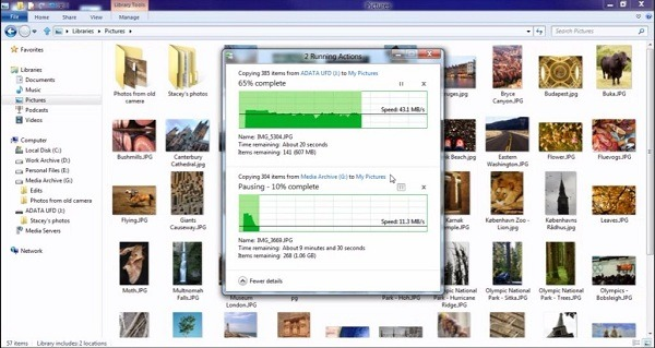 Microsoft mejorará la gestión de archivos en Windows 8