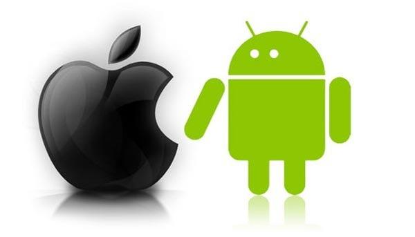 Los tablets Android han recortado un 20% de mercado a iOS